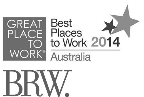 BRW Best Places to Work 2014